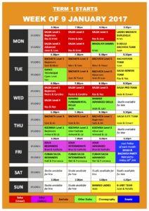 timetable-2017-term-1
