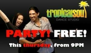 tropical soul studio-party