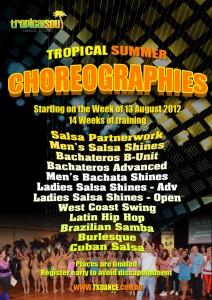 Summer-2012-Choreographies