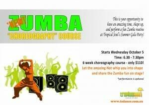 Zumba Choreography