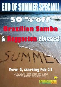 Samba-Reggaeton-50-Special
