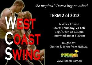 WCS Class promo 1