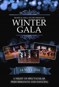 Winter gala 2016 Temporary Poster