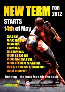 Tropical Soul new term Salsa Bachata