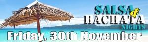 Salsa & Bachata Party Oct Web Banner