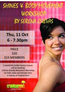 Serena Workshop web