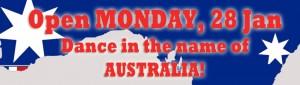 Open Australia Day