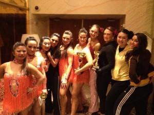 TS Winning Ladies