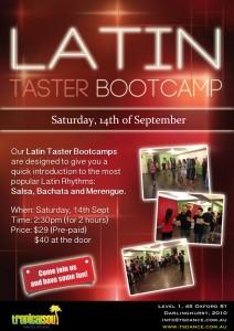 Latin-Taster-Bootcamp