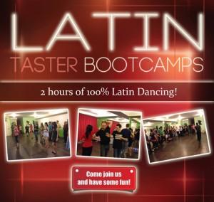 Latin-Taster-Bootcamp-website
