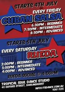 cuban flyer