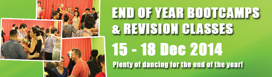 END OF YEAR SPECIALTY BOOTCAMPS AND REVISION CLASSES FOR 2014