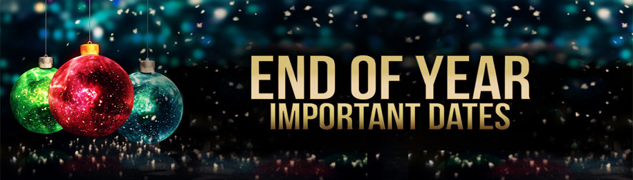 end of year web