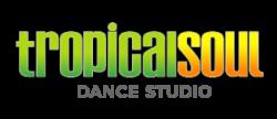 Tropical Soul Dance Studio Logo