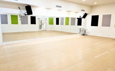 Dance Studio & Creative Space for Hire