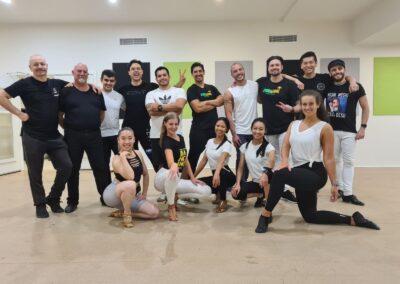 Salsa and Bachata Dancers